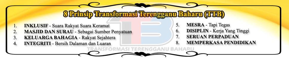 8 Prinsip TTB
