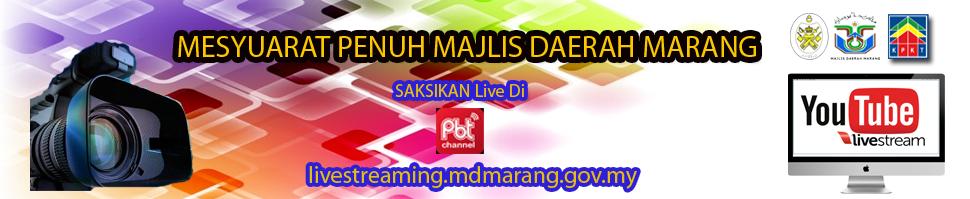 Maklumat Live Streaming